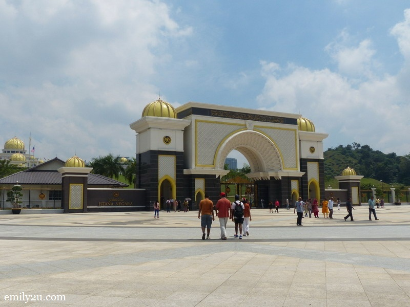 7. National Palace (Istana Negara)