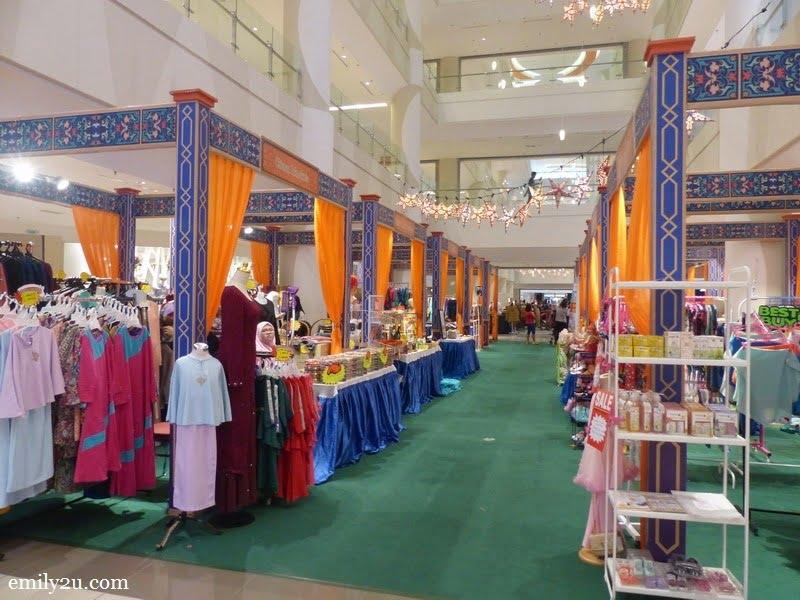 7. Sinaran Aidilfitri bazaar