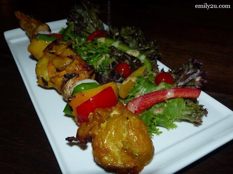 7. Chicken Kebab (RM15)