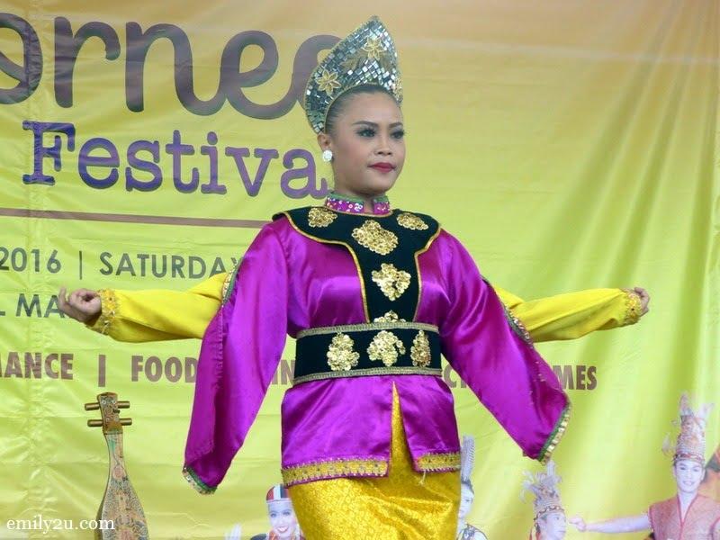 8. Limbai Dance - Bajau (Sabah)