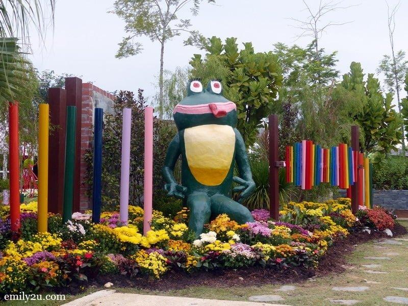 8. Musical Garden