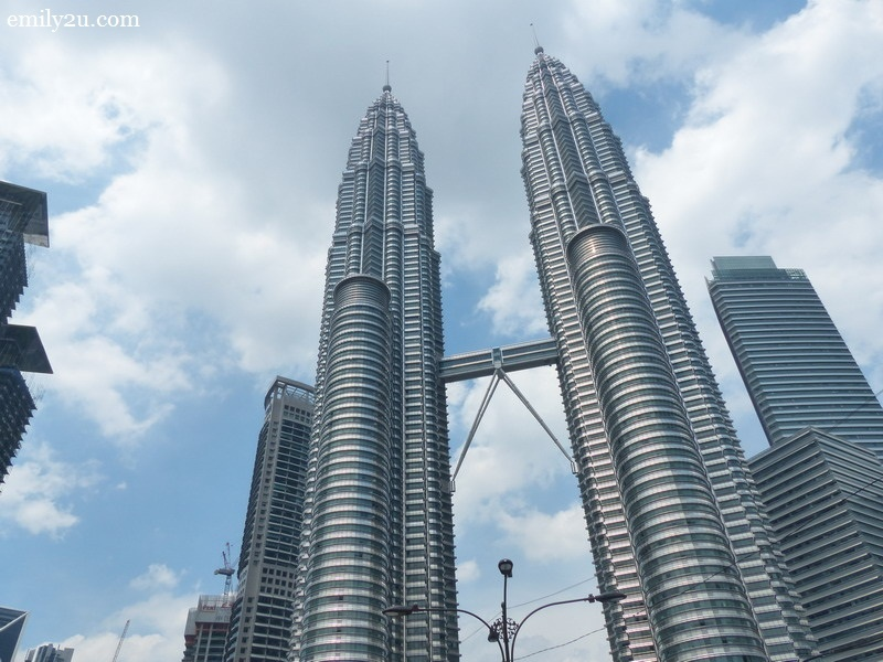 9. PETRONAS Twin Towers (KLCC)
