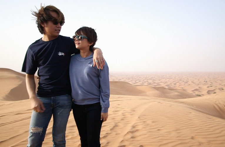 Watch Akim & Stacy's Dubai Honeymoon on Astro TV's 'Romantika Raya'