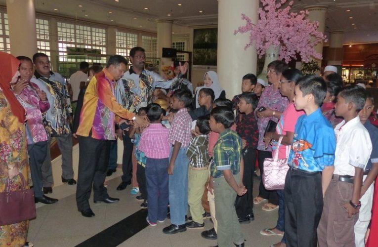 Ipoh City Council Workers' Cooperative Hari Raya Charity Luncheon