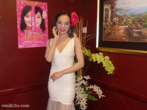 3. theatre actress Perry Chiu Woon poses for a photo