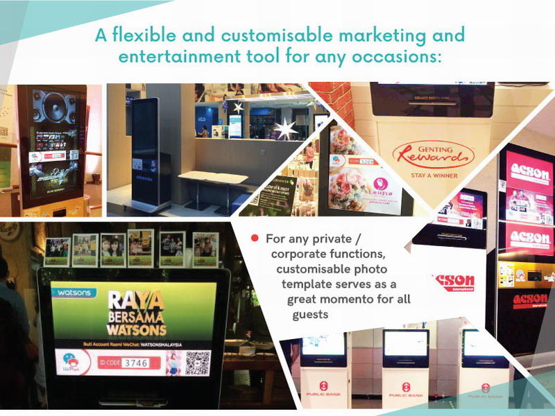 5. WePrint as a powerful marketing tool