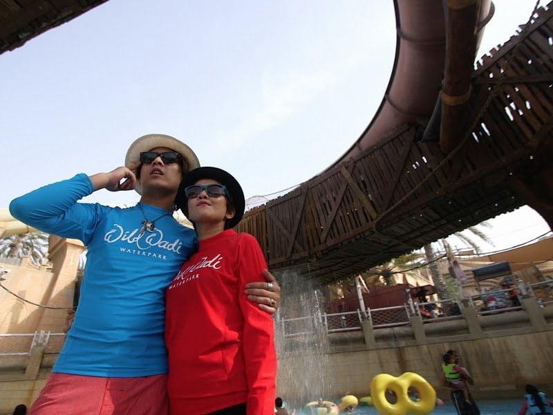 6. Wild Wadi Water Park
