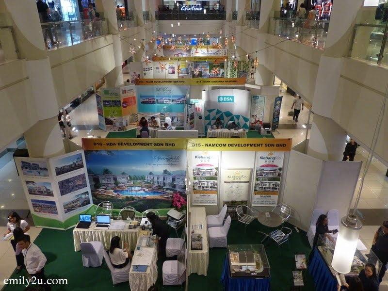 8. the venue for MAPEX Perak 2016 at Ipoh Parade