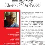 Sharpened Word Short Film Fest