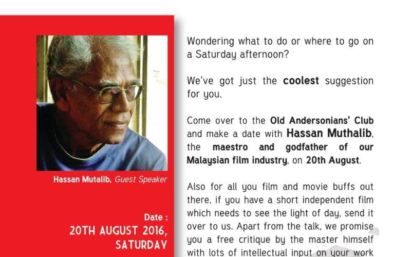 Announcement: Sharpened Word Short Film Fest (Aug 20)