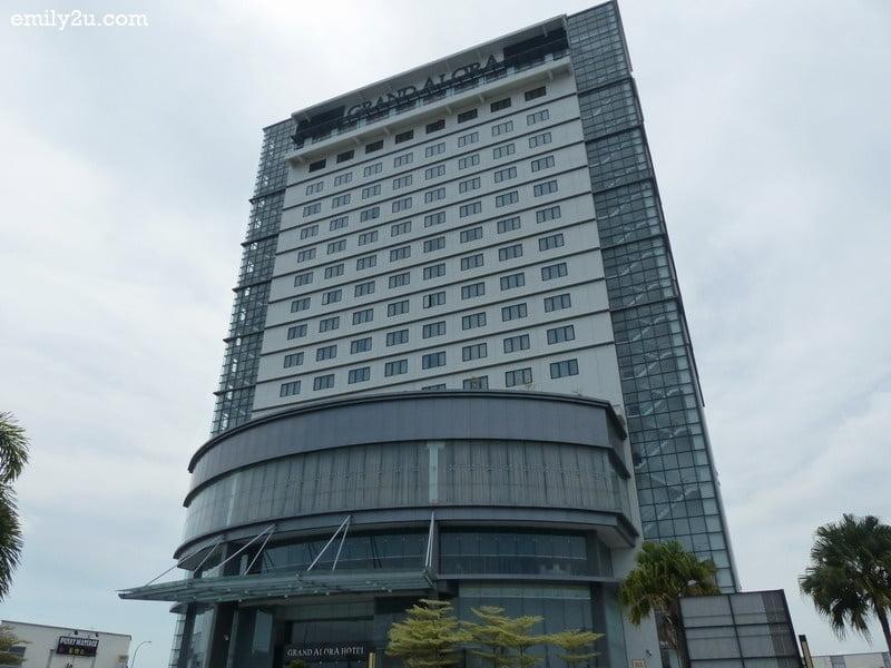 1. Grand Alora Hotel, Alor Setar, Kedah