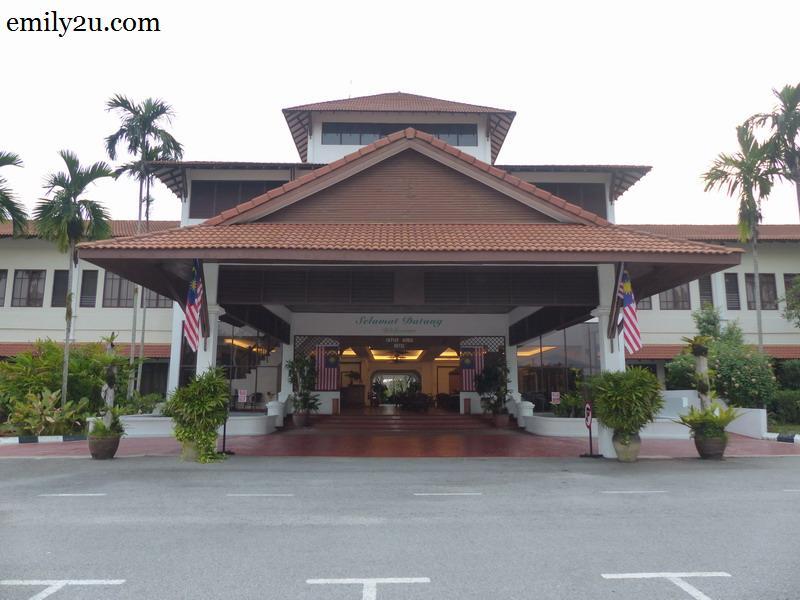1. Impian Morib Hotel, Banting, Selangor
