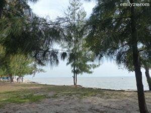 1. Kelanang Beach in banting