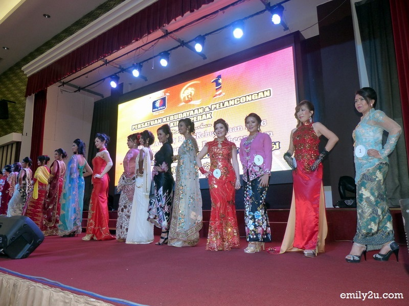 1. Miss Culture Charity Night 2016