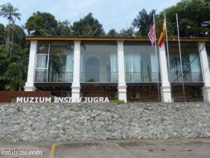 1. Insitu Museum of Jugra