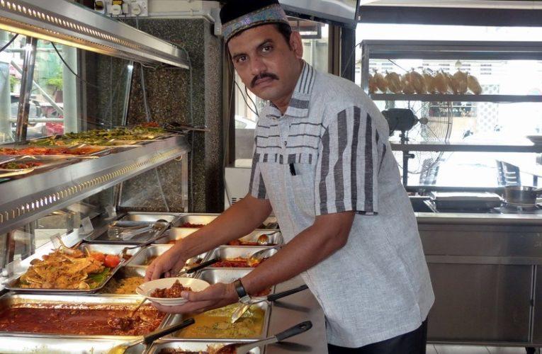 Restoran Pekan Nasi Kandar Ipoh – ONLY RM4.90 nett per set