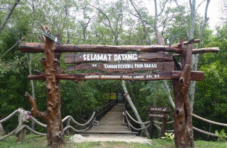 Kg. Sijangkang Mangrove Recreational Park, Selangor