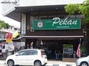 Restoran Pekan Nasi Kandar Ipoh