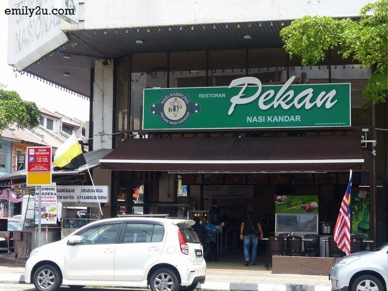 10. frontage of Restoran Pekan Nasi Kandar Ipoh