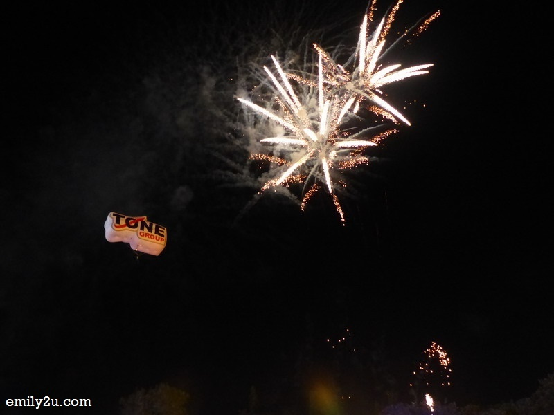 11. fireworks display