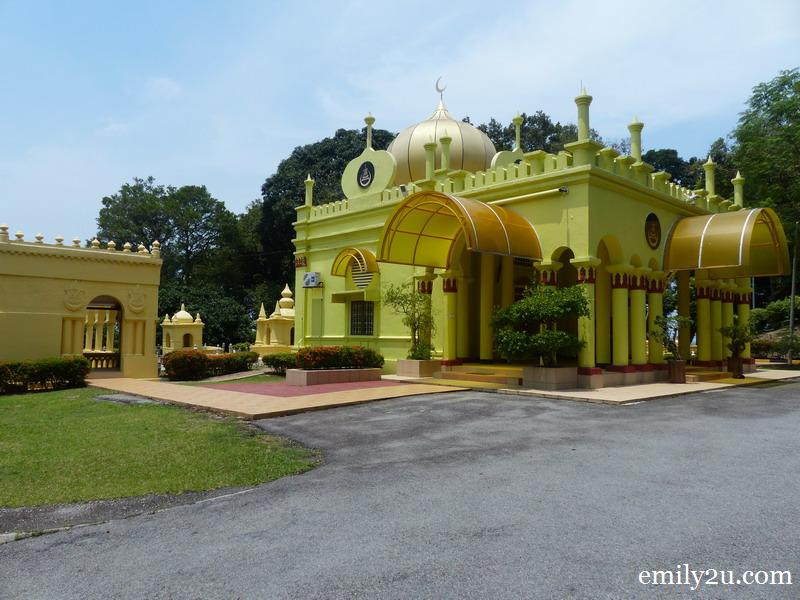2. the main royal mausoleum complex