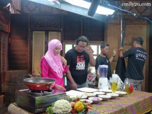 Shooting of Rayakan Raya