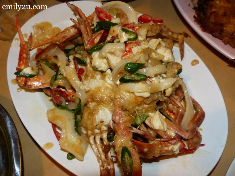 5. soft-shell crab