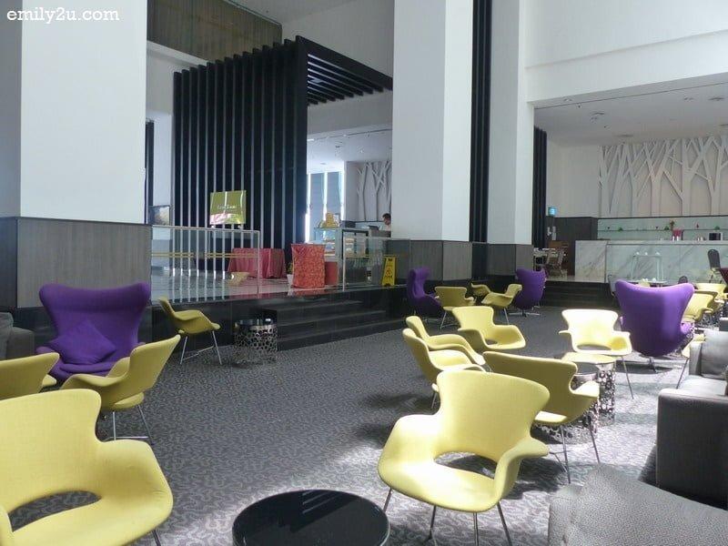 6. Lobby Lounge