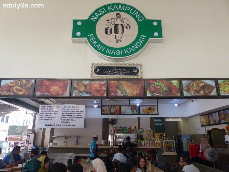 6. Restoran Pekan Nasi Kandar Ipoh