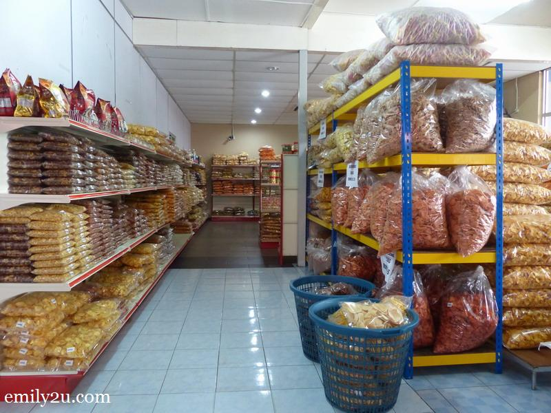 6. the chips being retailed at the store