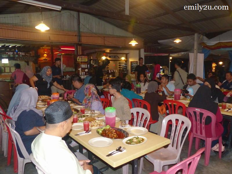 9. the garden restaurant