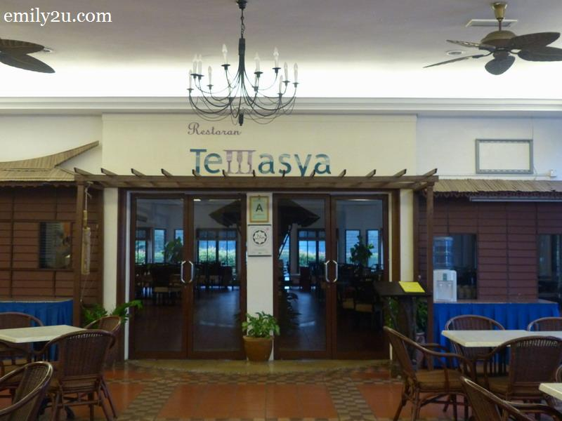 9. Temasya Restaurant