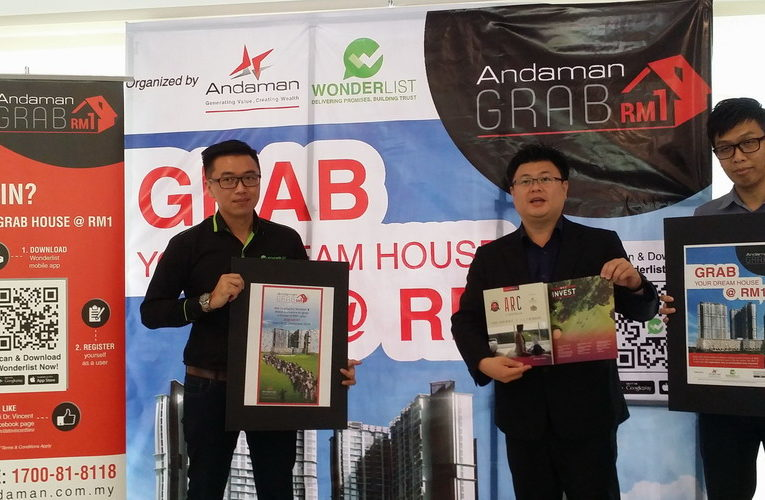 Andaman GRAB House @ RM1 Campaign
