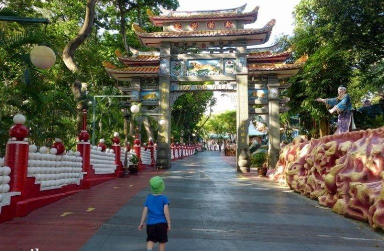 Haw Par Villa, Singapore Theme Park