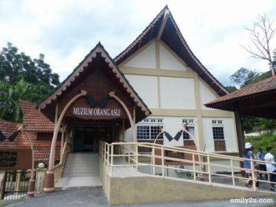 1. Orang Asli Museum, Gombak, Selangor