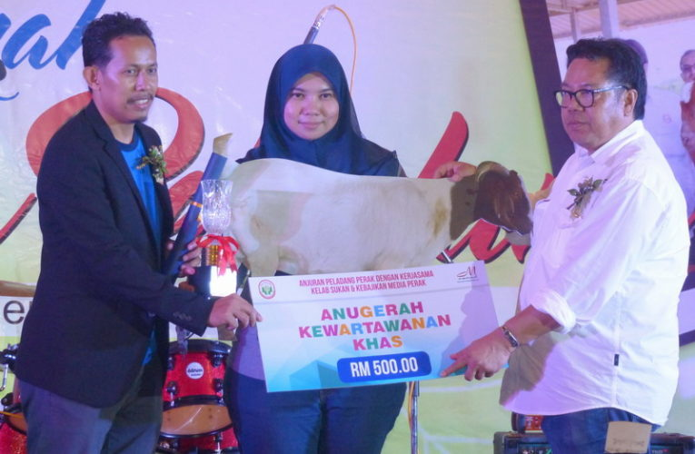 Perak Farmers' Organisation Media Awards Night 2016