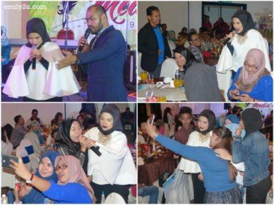 13. guest artiste Datin Alyah