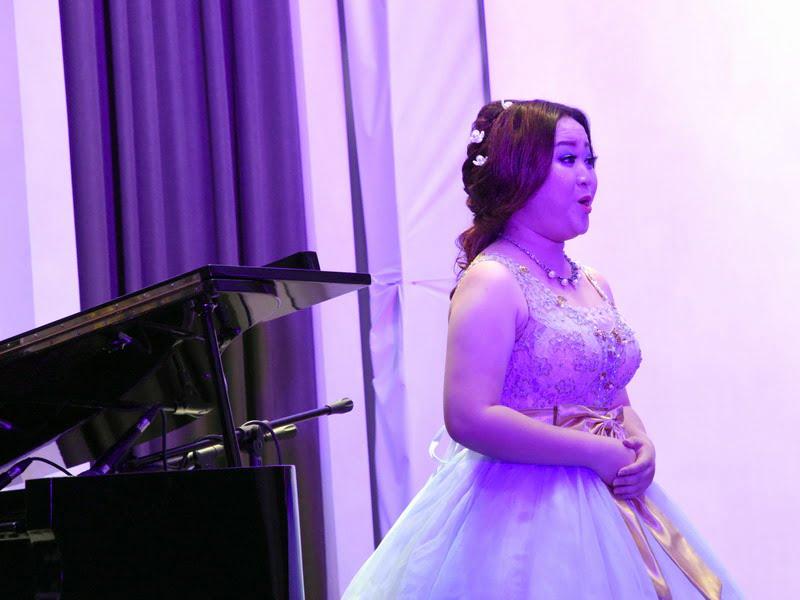 2. Ipoh-born soprano Lee Yi Jing