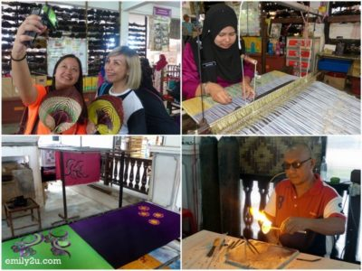 18. activities at Noor Arfa Batik