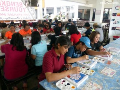 19. hands-on batik painting
