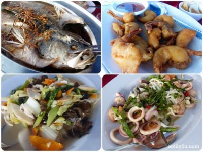 24. delicious Chinese and Thai-style lunch at Restoran Payang Serai at the Kuala Terengganu Waterfront