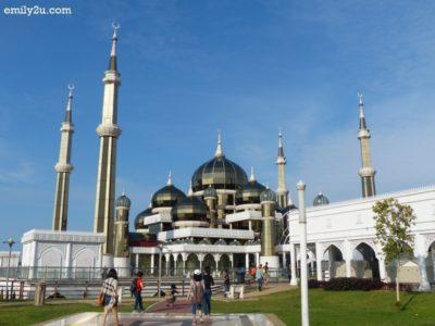 23. Crystal Mosque, Kuala Terengganu