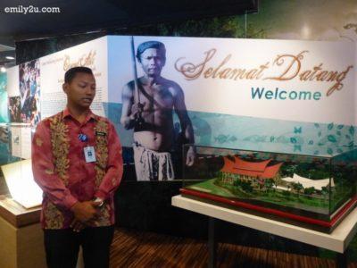 3. assistant curator, Ahmadmiswan Bin Sohiman