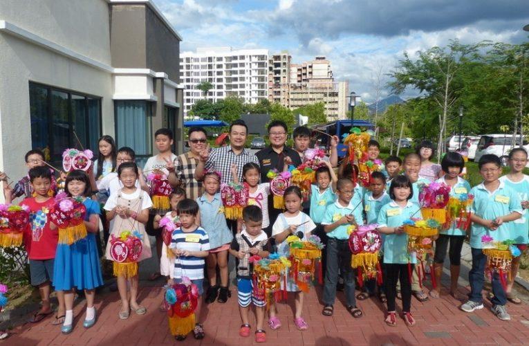 Andaman Group Children's Lantern-Making Contest