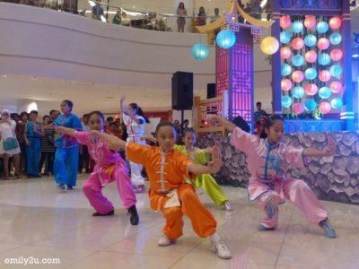 5. wushu performance