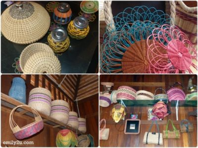 8. rattan products