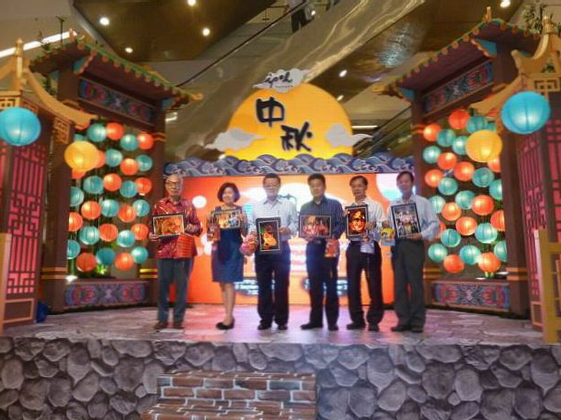 announcing Perak's Inaugural Cultural Fair to be hosted at Ipoh Parade