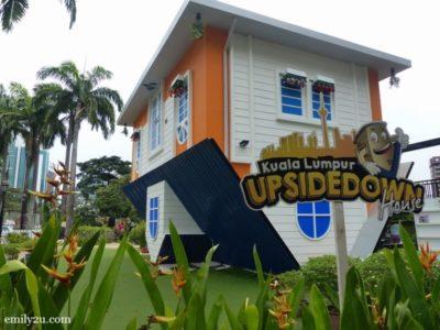 1. Kuala Lumpur Upside Down House