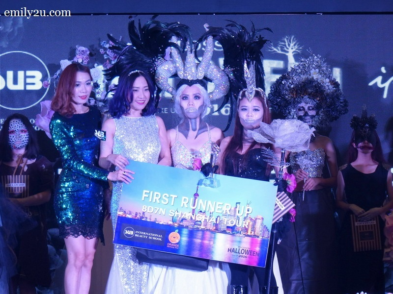 19. 1st runner up: Lim Yoke Jie (Fallen Angel Maxpower)