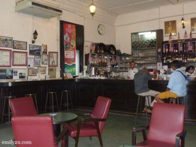 2. the bar